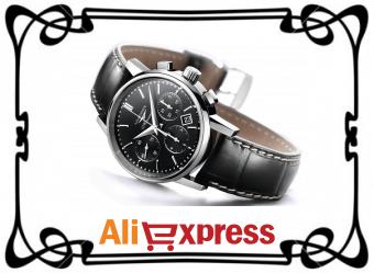 Как выбрать часы на AliExpress
