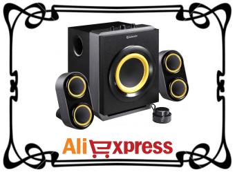 Качественные колонки на AliExpress