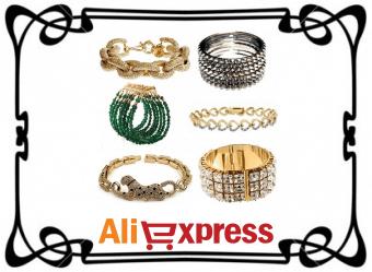 Красивые браслеты на AliExpress