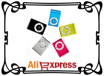 Лучшие MP3-плееры на AliExpress