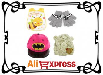 Аксессуары для детей на AliExpress