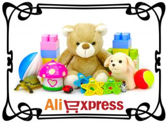 Детские товары на AliExpress