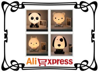 Лампы и освещение на AliExpress