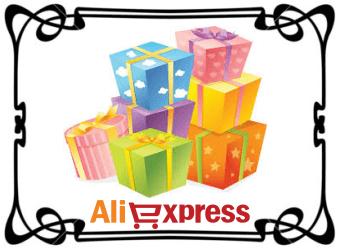 Подарки и сувениры на AliExpess