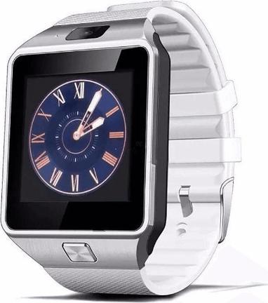 Умные наручные часы Smart Watch dz09 с AliExpress на картинке