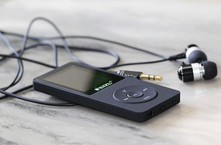 Качественный MP3-плеер на картинке