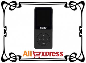 Качественный MP3-плеер с AliExpress