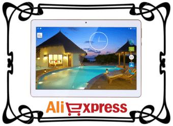 Оригинальный планшет Quad Core с AliExpress