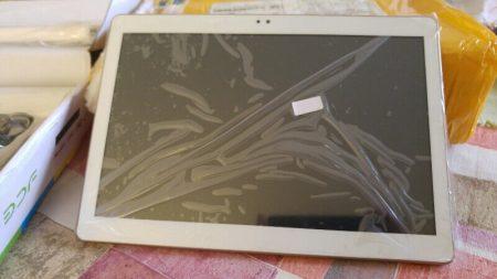 Оригинальный планшет Quad Core на фото