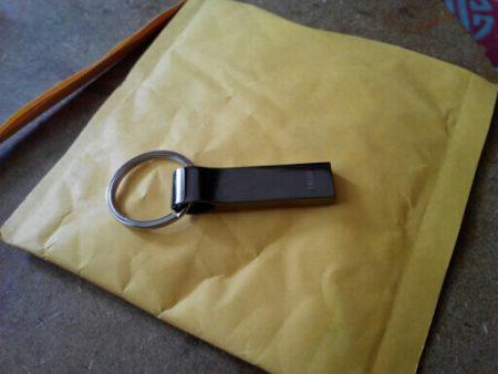USB флеш-накопитель Techkey (4-64 ГБ) посылка