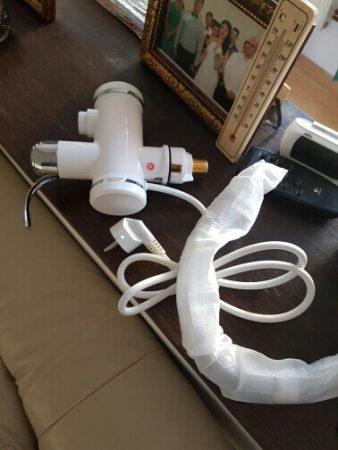 Электрический нагреватель воды с AliExpress детали
