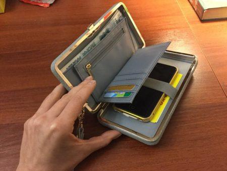 Стильный женский кошелёк с AliExpress внутри