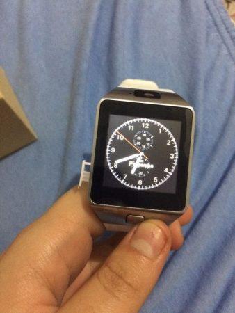 Умные наручные часы Smart Watch dz09 с AliExpress циферблат
