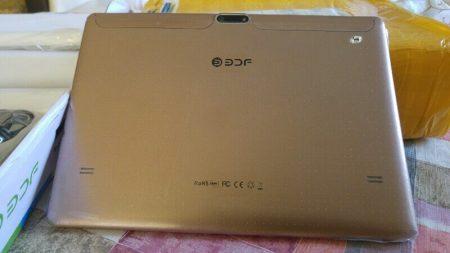 Оригинальный планшет Quad Core с внешней стороны