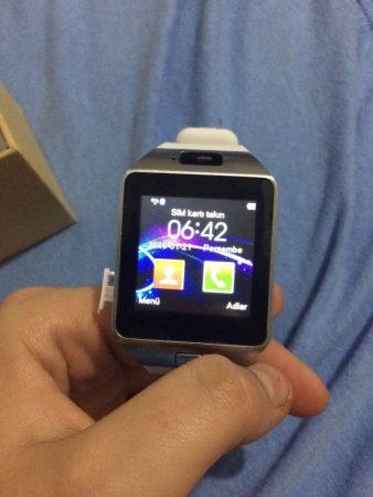Умные наручные часы Smart Watch dz09 с AliExpress рабочий стол