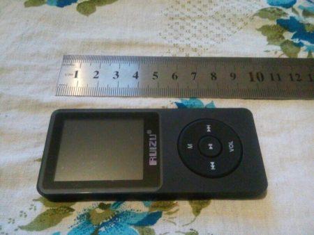 Длина MP3-плеера