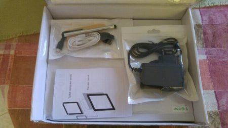 Оригинальный планшет Quad Core в коробен
