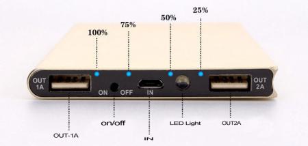 Портативное зарядное устройство с AliExpress инструкция
