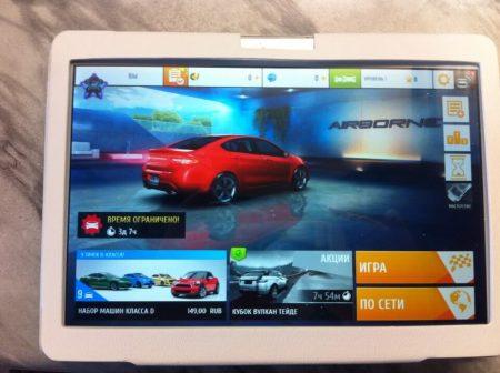 Оригинальный планшет Quad Core игра