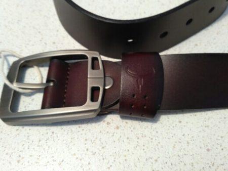 Стильный мужской кожаный ремень с AliExpress бляшка