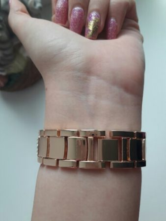 Женские наручные часы с Aliexpress ремешок