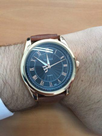 Как часы смотрятся на руке