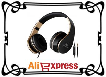 Наушники с микрофоном Sound Intone I65 с AliExpress