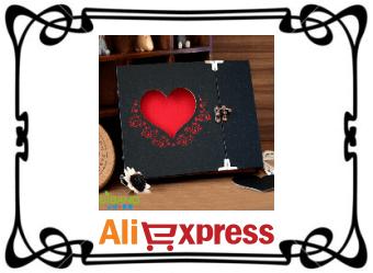Красивый фотоальбом с Aliexpress
