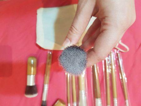 Набор кистей для макияжа с AliExpress качество