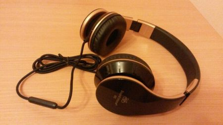 Наушники с микрофоном Sound Intone I65 с AliExpress вид