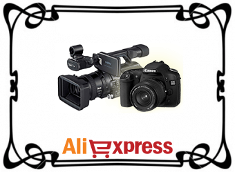 Как купить цифровую камеру на AliExpress