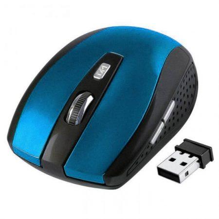 Беспроводная компьютерная мышь с AliExpress на картинке