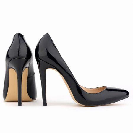 Элегантные женские туфли с AliExpress на картинке