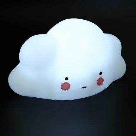 Светодиодный ночник «Облако-улыбка» с AliExpress на картинке