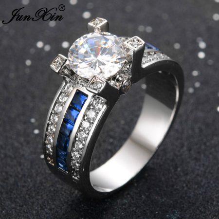 Модное женское кольцо с AliExpress на картинке
