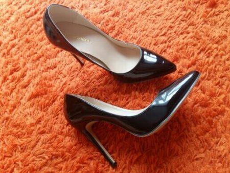 Элегантные женские туфли с AliExpress качество