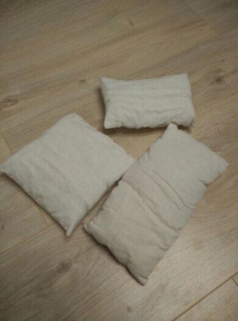 Мягкий пончик для фотосессии новорождённых с AliExpress подушки