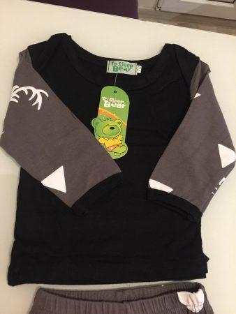 Детский комплект одежды с AliExpress маечка