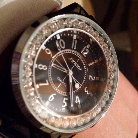 Модные женские часы с AliExpress крупно