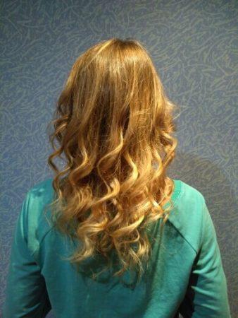 Плойка для волос с AliExpress кудряшки