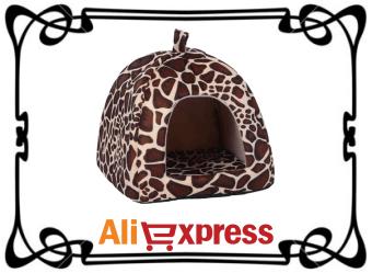Домик для домашнего питомца с AliExpress