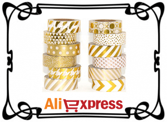 Как покупать клеи и скотчи на AliExpress