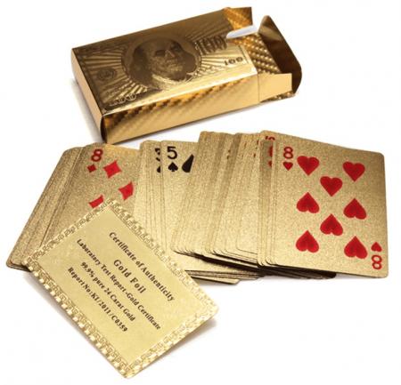 Сертифицированные игральные карты с AliExpress на картинке