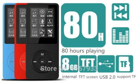 Многофункциональный MP3-плеер с AliExpress на картинке