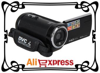 Качественная цифровая камера с AliExpress