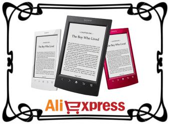 Лучшие электронные книги на AliExpress