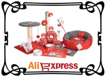 Товары для домашних животных на AliExpress