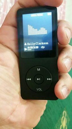 Многофункциональный MP3-плеер с AliExpress на фото