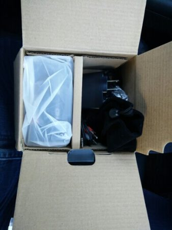 Качественная цифровая камера с AliExpress в коробке