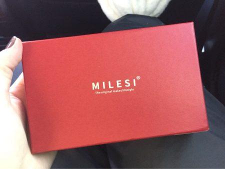 Пара романтических брелоков с AliExpress коробка